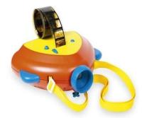 пленочный диапроектор фильмоскоп светлячок