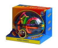 головоломка лабиринт track ball 3d 22 см 208 ходов