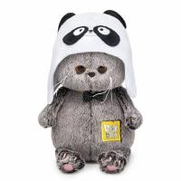 BudiBasa Басик BABY в шапк панда 20 см