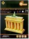 Набор 3-D пазлов. Бранденбургские ворота