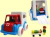 Автомобиль Детский сад Скорая помощь ПК 'Форма' с-61-ф