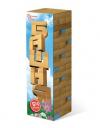Башня 54 дет. в картонной коробке (дерево) арт.ДНИ 119