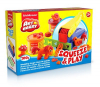 ARTBERRY 'Squeeze & Play' 30365 Пластилин на растит. основе 02цв по 100г