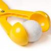 Снежкодел (щипцы для снежков) снеголеп цвета в ассорт.