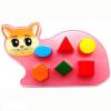 Логическая игрушка Котик 2С465