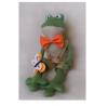 ВАНИЛЬ Шьем игрушку 'Frog's story (лягушка)' 41см текстиль FR001