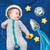 Набор элементов для детской фотосессии 'Юный космонавт'