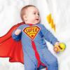 Набор элементов для детской фотосессии 'Супер малыш'