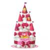 Набор для создания торта из подгузников 'Принцесса'
