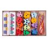 Smile Decor Большой шнуровальный набор. Плашки-повторяшки, 72 дет. Ш004