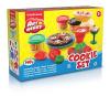ARTBERRY 'Cookie Set' 30375 Пластилин на растит. основе 04цв по 35г