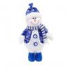 Снеговик 30 см, син. арт. 972421 Новогодняя сказка