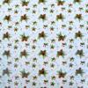 Бумага упаковочная 'Шишки' тишью 50*70 см, 20 г/м2