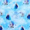 Бумага упаковочная 'Сказочного праздника' тишью Холодное сердце, 50*70 см