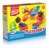 ARTBERRY 'Playstory' 30370 Пластилин на растит. основе 03цв по 35г