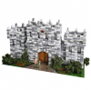 Архитектурное моделирование Графский замок 980 дет