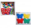 Smile Decor Развивающая игрушка 'Бабочки'