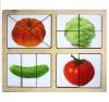 Smile Decor Разрезные картинки 'Овощи-1' Р014