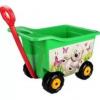 Тележка для игрушек на колесах большая МИШУТКА