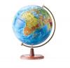 Глобус 250 мм физико-политический подсветка GLOBEN Классик Евро 012500191