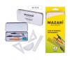 Готовальня MAZARI М-4501 2 циркуля 089мм пласт упак 9 предметов