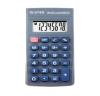 Калькулятор 8-разрядный Skainer синий 58*88*10мм, пластик