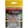 Световозвращающая термонаклейка Blicker 'Лапка', серебристый т019