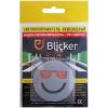 Световозвращающая термонаклейка Blicker 'Смайлик', серебристый т011
