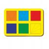 Woodland 'Сложи квадрат - 2' 6 квадратов 064302