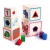 Mapacha Сортер-матрешка 'Волшебный куб' 76678