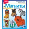 Фигурки на магнитах из гипса М-062 Lori 'Породы собак'