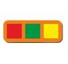 Woodland 'Сложи квадрат - 2' 3 квадрата 064104