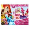 ALTACTO Набор для лепки 'Сладкая феерия Disney Принцесса' (масса д/лепки 8 цв.3D форм.аксесс.) DSN15