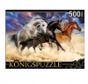 Пазл 500 эл. Konigspuzzle Арабские скакуны