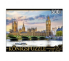 Пазл 500 эл. Konigspuzzle Лондон Вестминстерский дворец и Биг Бен