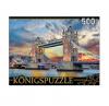 Пазл 500 эл. Konigspuzzle Лондон Тауэрский мост