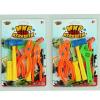 Набор инструментов M6152-1 6 предметов 24*16 см, серия Мир micro Игрушек