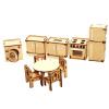 Набор мебели Волшебный 3D-город Кухня М-003