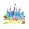 3D-пазл ZILIPOO 689-I 'Голубой замок' 37дет из пенокартона