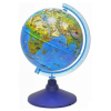 Глобус 210 мм зоогеографический GLOBEN подсветка батарейка Be012100249