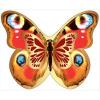 Украшение летнее Бабочка 146*134мм 065-3000547