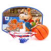 Баскетбольное кольцо 0051 19*14 см, мяч