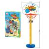 Баскетбольное кольцо Y807544 высота кольца 93 см, диам.мяча 12 см, насос, пакет