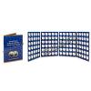 Альбом для монет Миленд Patriot НЗ-7085 Памятные и юбилейные 10-руб монеты 120монет, 170*240мм