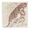 Выжигание по дереву НР-8351 Леопард