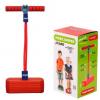 Moby-Jumper Тренажер для прыжков со счетчиком, светом и звуком, красн. 6855