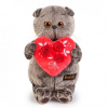 BudiBasa Басик с красным сердечком Ks25-060