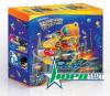 Гараж 431234 Солнечная Галактика трехэтажная в яркой индивидуальной коробке НОРД