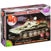 Сборная 3D модель BONDIBON ВВ2515 Танк М1:72