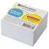 Блок для записей BRAUBERG непроклеенный куб 9х9х5 см, белый, белизна 95-98%, 122338